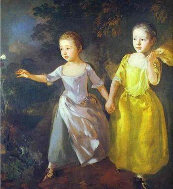 Siblings (The Gainsborough Girls)